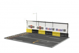 Tiny 1/43 R3 Racing circuit Starting point diorama set