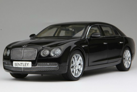 Kyosho Bentley Flying Spur W12 Onyx (Black)