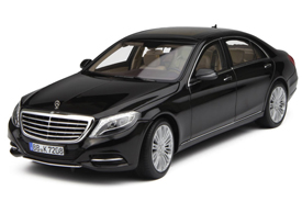Norev Mercedes-Benz S Class 2013 Metallic Black